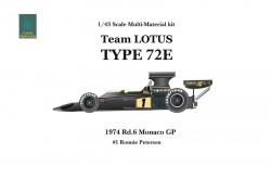 1/43  Full Detail LOTUS Type72E - K339