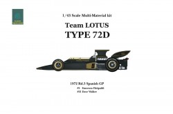 1/43  Full Detail LOTUS Type72D Var. A - K333
