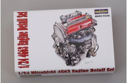 1/24 Mitsubishi 4G63 Engine Detail Set - HD03-0298