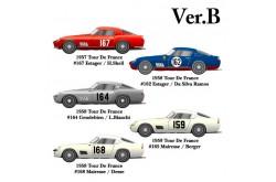1/24 Full Detail kit Ferrari 250TDF  VerB - K291