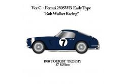 1/24 Full Detail kit Ferrari 250SWB Ver. C - K541