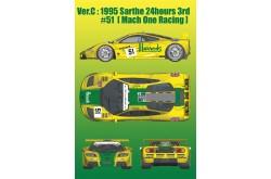 1/24 Full Detail kit McLaren F1 GTR Ver. C - K360