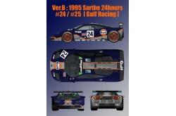 1/24 Full Detail kit McLaren F1 GTR Ver. B - K359