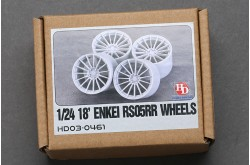 1/24 18' Enkei Rs05rr Wheels - HD03-0461