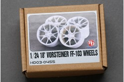 1/24 18' Vorsteiner FF-103 Wheels - HD03-0455