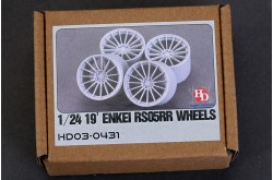 1/24 19 Enkei RS05RR Wheels - HD03-0431