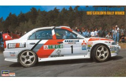 1/24 Mitsubishi Lancer Evolution IV '97 Catalunya Winner (Limited Edition) - 20310