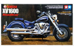1/12 Yamaha XV1600 Road Star - 14080