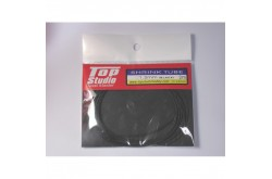 Top Studio 1.2 mm Shrink Tube (Black) - TD23044