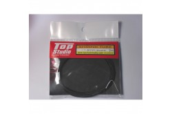 Top Studio 1.6 mm Shrink Tube (Black)