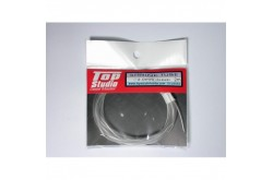 Top Studio 2.0 mm Shrink Tube (Clear) - TD23054