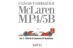 1/12 Full Detail McLaren MP4/5B Ver. E - 556