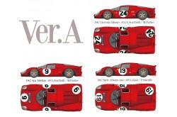 1/12 Full Detail Ferrari 330 P4 (Closed body) Ver. A - K492
