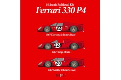 1/12 Full Detail Ferrari 330 P4 (Open top) Ver. A - K476