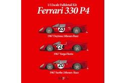 1/12 Full Detail Ferrari 330 P4 (Open top) Ver. C - K478