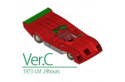 1/12 Full Detail Ferrari 312PB Ver B - K588