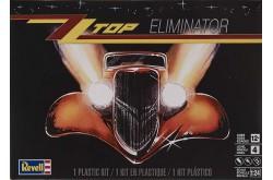 1/24 ZZ TOP ELIMINATOR - 85-4465