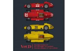 1/12 Full Detail Ferrari D50 Ver. A - K580