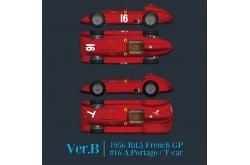 1/12 Full Detail Ferrari D50 Ver. B - K581