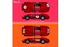 1/12 Full Detail Ferrari 315S/335S Ver. A - K537