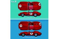 1/12 Full Detail Ferrari 315S/335S Ver. B - K538