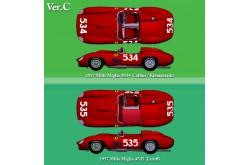 1/12 Full Detail Ferrari 315S/335S Ver. C - K539