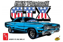 1/25 Dirty Donny 1969 Plymouth GTX - 1065
