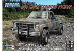 1/24 78 GMC Big Game Country Pickup - 85-7226