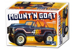 1/25 Jeep Commando Mount 'N Goat - 887