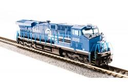 N Scale GE ES44AC Conrail Heritage Paint No.8098 - 3542