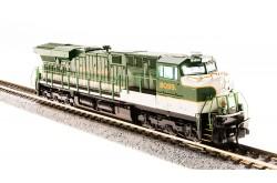 N Scale GE ES44AC Southern Railway Heritage Paint No.8099 - 3543