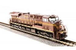 N Scale GE ES44AC Pennsylvania Railroad Heritage Paint No.8102 - 3546