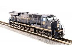 N Scale GE ES44AC Norfolk & Western Heritage Paint No.8103 - 3547