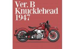 1/9 Full Detail Knucklehead 1947 Ver. B - K638