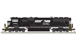 N Scale SD60E Norfolk Southern No.6952 (Silver Series) - 40003958