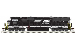 N Scale SD60E Norfolk Southern No.6988 (Silver Series)