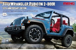 1/24 Jeep Wrangler Rubicon 2-door
