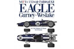1/12 Full Detail EAGLE Gurney-Weslake Ver. A - K509