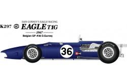 1/20 Eagle T1G '67 Ver. A - K297