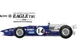 1/20 Eagle T1G '67 Ver. B - K298