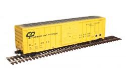 Atlas Master Line N Scale 50' FMC 5077 Single Door Box Car, CP No.3059 - 50003423