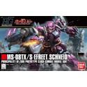 1/144 Efreet Schneid Unicorn Gundam HGUC