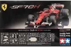1/20 Ferrari SF70H (Australian GP 2017)