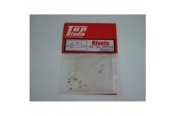 Top Studio 0.7mm Rivets - TD23017