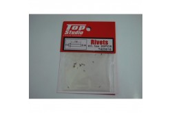 Top Studio 0.5mm Rivets - TD23018