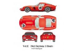 1/12 Full Detail Ferrari 250 GTO [1962] Ver. E - K566