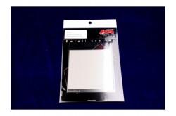 KA Models Skidproof Plate B (Recommend 1/24) - KA-00012