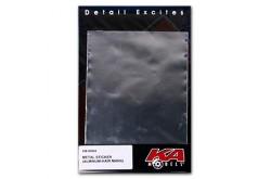 KA Models Metal Sticker - Hair Mark Aluminum - KM-00004