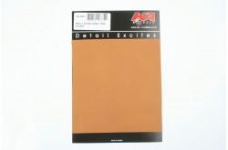 KA Models Real Leather (Very Thin) – OCHER - KM-40001