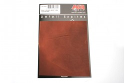 KA Models Real Leather (Very Thin) – RED BROWN